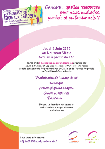 Invitation AIRE Cancers - ERC