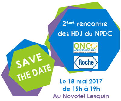 Save the date HDJ