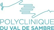 Logo polyclinique du Val de Sambre 2017