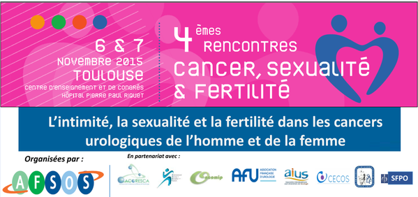 cancer sexualite fertilite